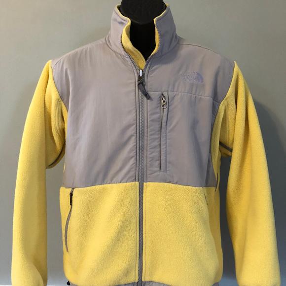 The North Face Jackets & Blazers - North Face Fleece Jacket Full Zip Up Polartec Coat